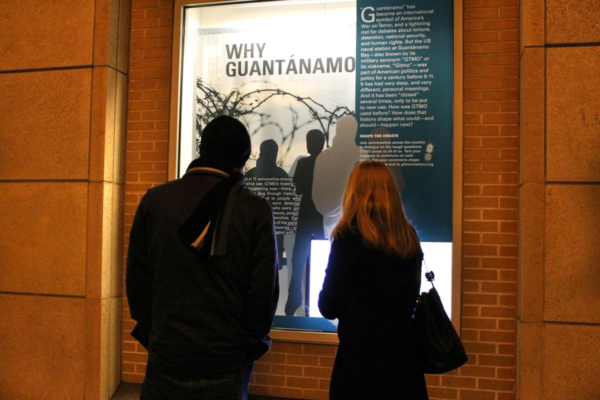 Guantanamo Memory Project @nyukimmelwindow