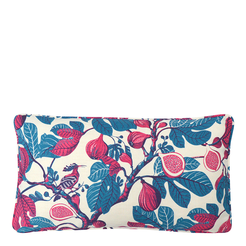 FIG Small Cushion | Fuchsia
