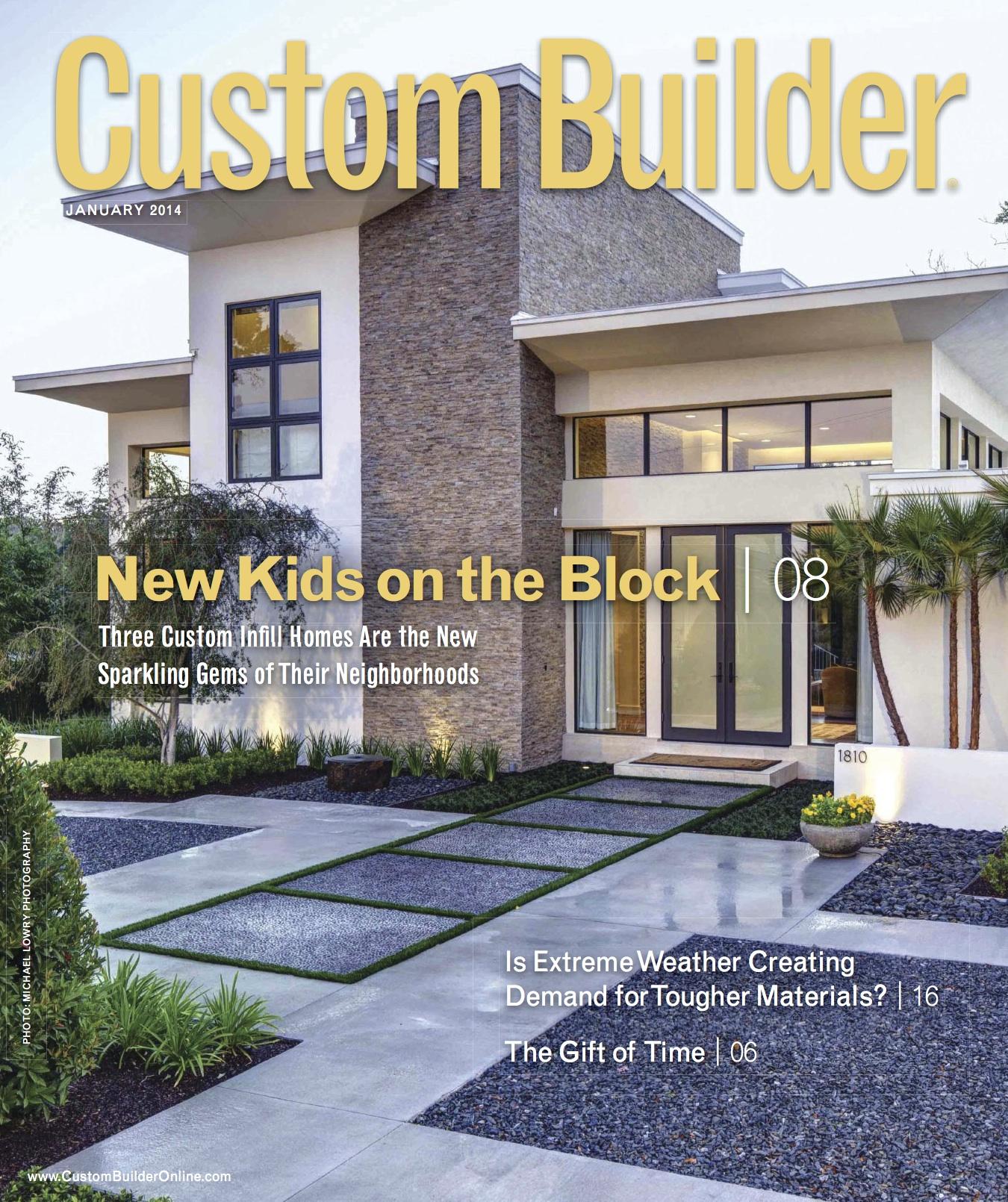 Custom Builder Magazine