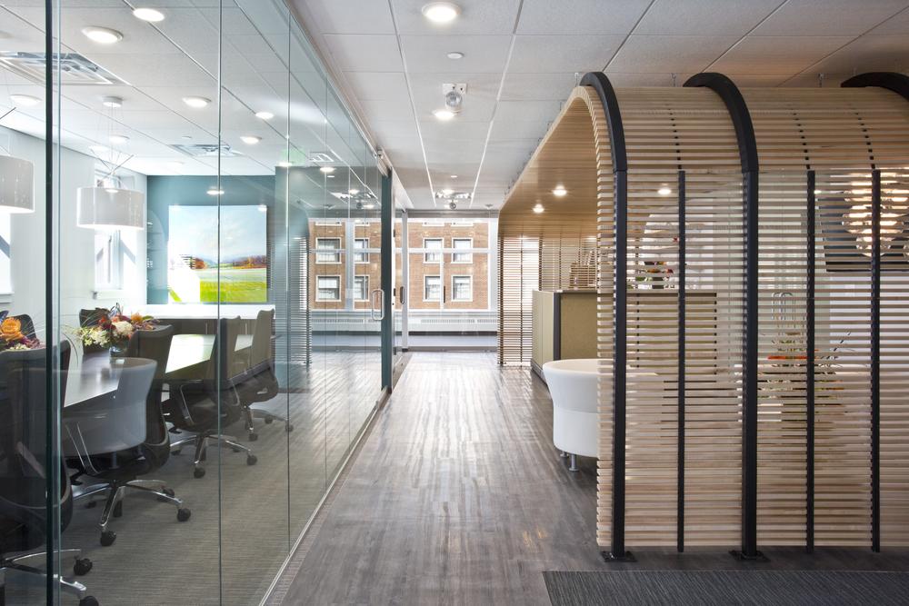 Blackford Capital Office