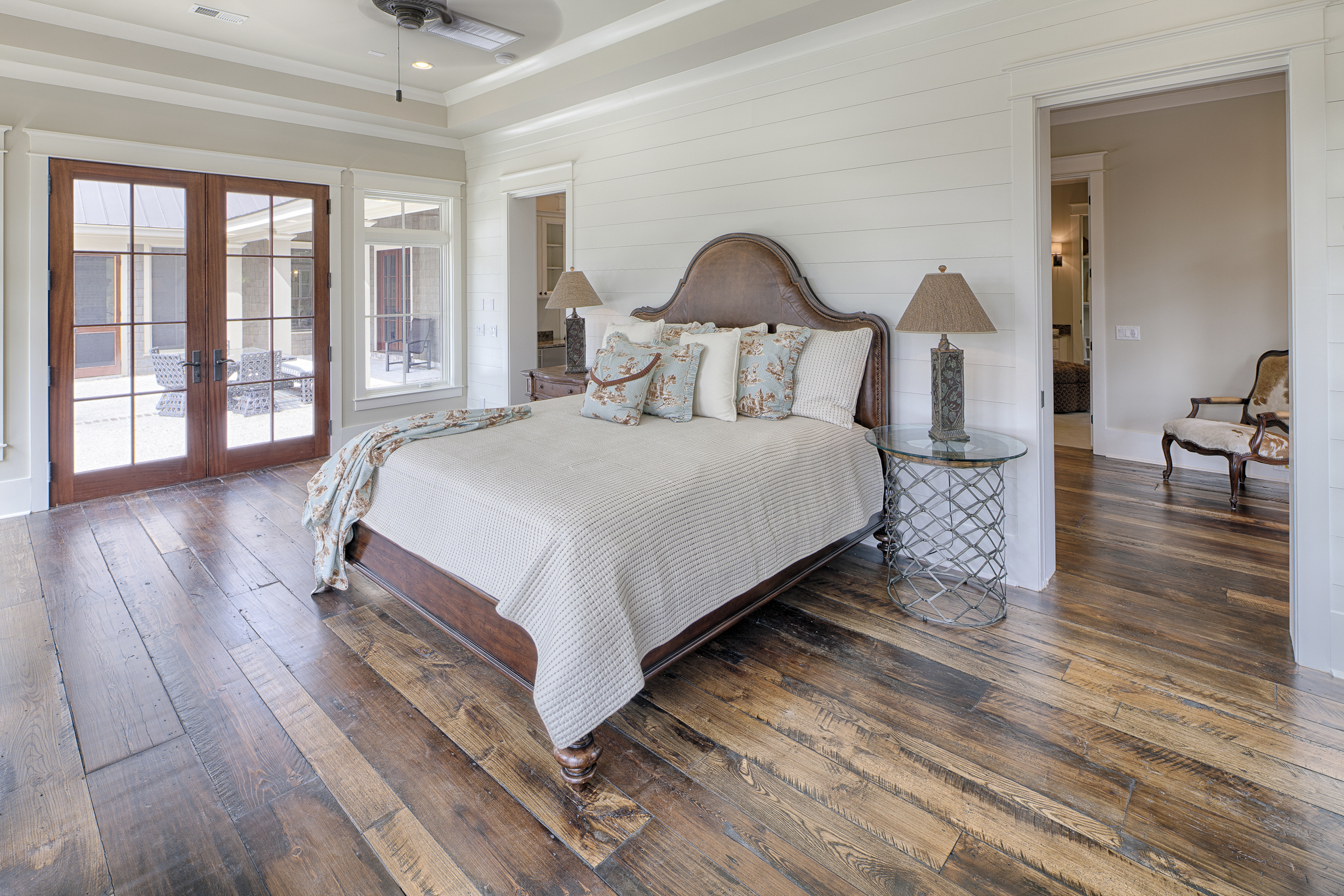 Georgetown Master Bedroom