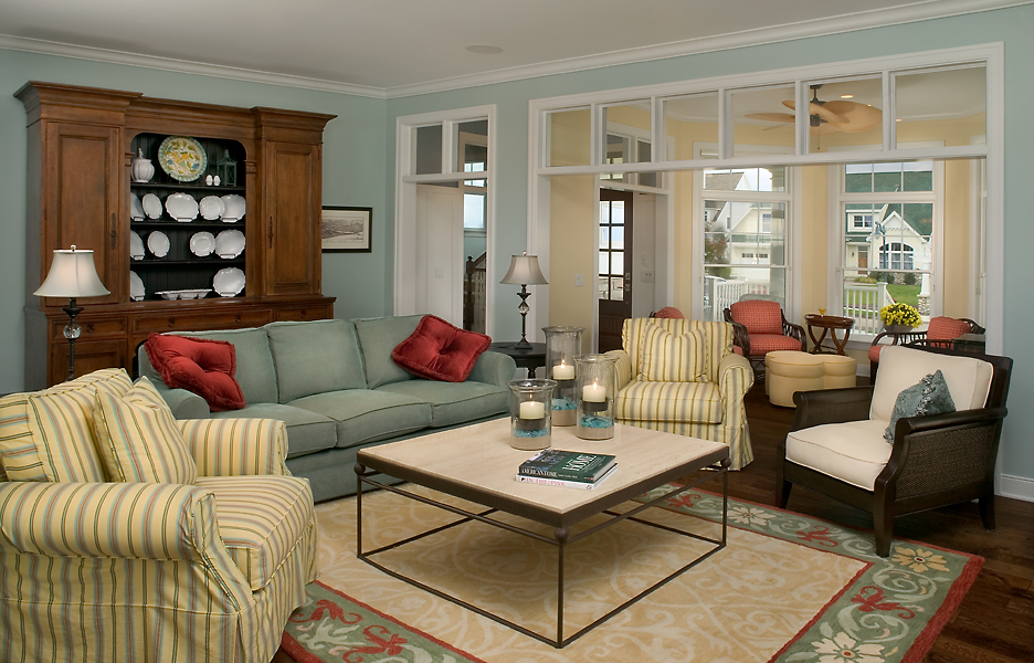 Arcadia Waterfront Cottage Living Room.jpg