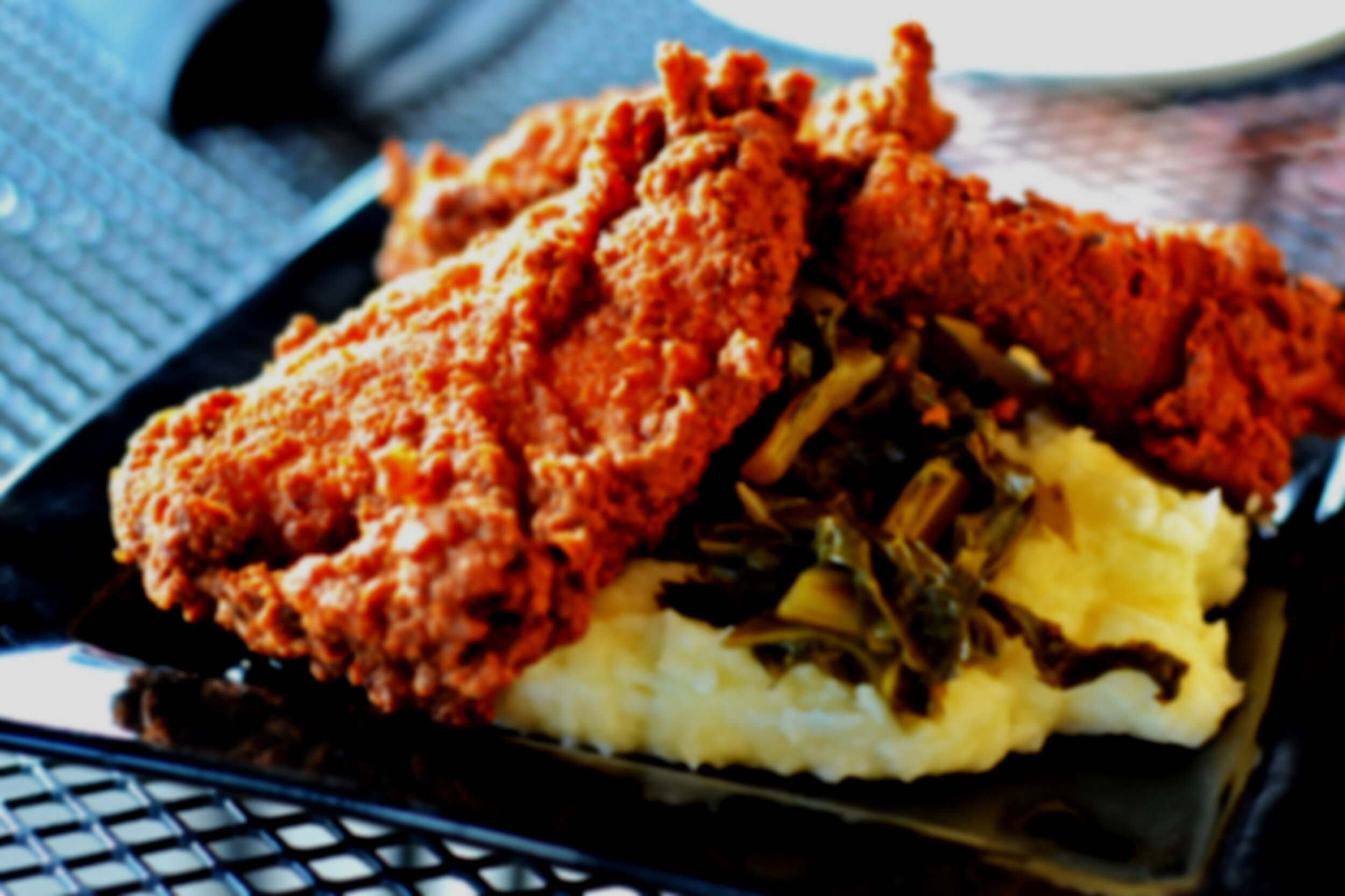 STREET'S FINE CHICKEN - Check out this upscale chicken house with Texas and French twists. Their roast chicken almost made D-Magazine Food Editor, Eve Hill-Agnus cry tears of joy.