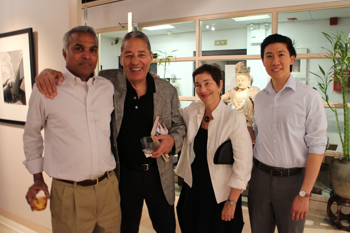 Ignatius Chithelen, Spencer Cheng and guests. Silley Circuits: The Silicon Alley Network NYC