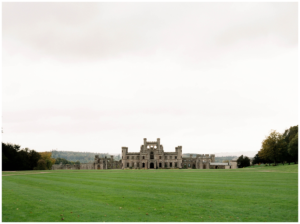 A Day at Lowther Castle | Ireland Travel and Wedding Photographer | Sarah Carpenter Wedding Photographer | Fine Art Film Photographer