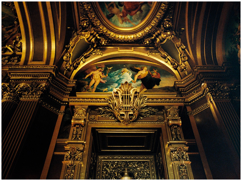 What I Learned When my Film was Destroyed | Paris Travel Photographer | Palais Garnier