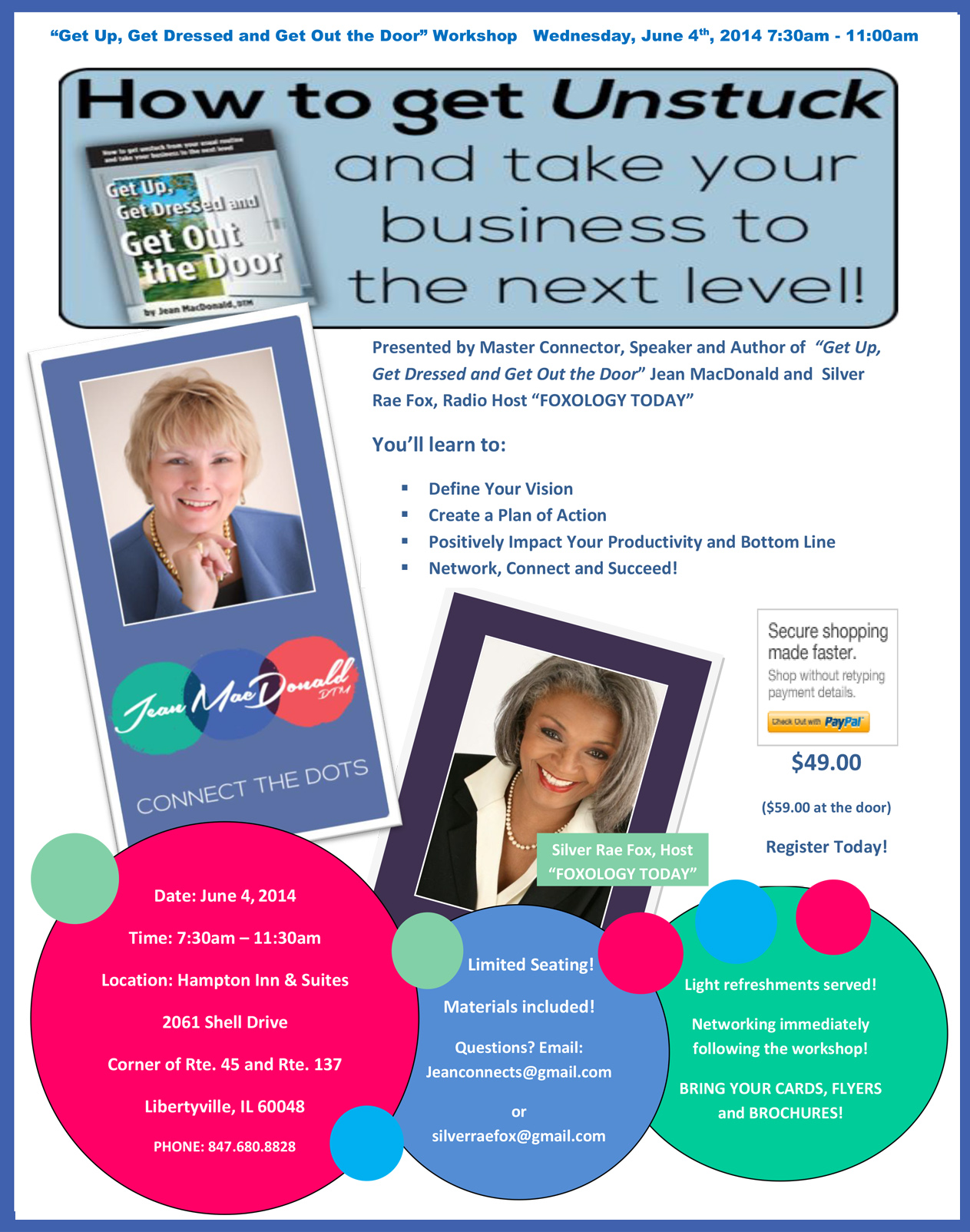 Click on the flyer to view larger and download