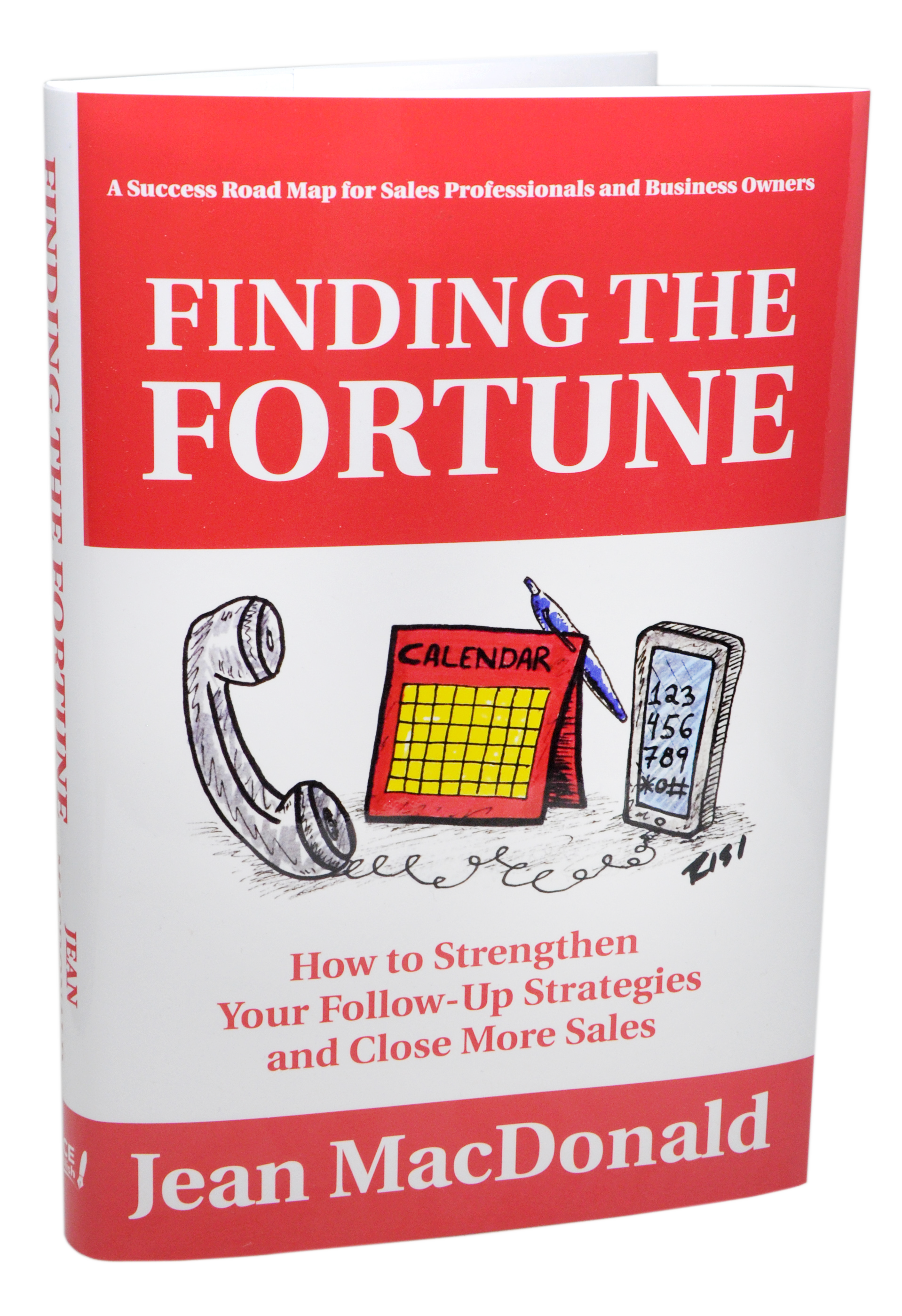 Finding the Fortune  2nd edition - available Summer 2016