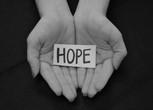 hope and hands