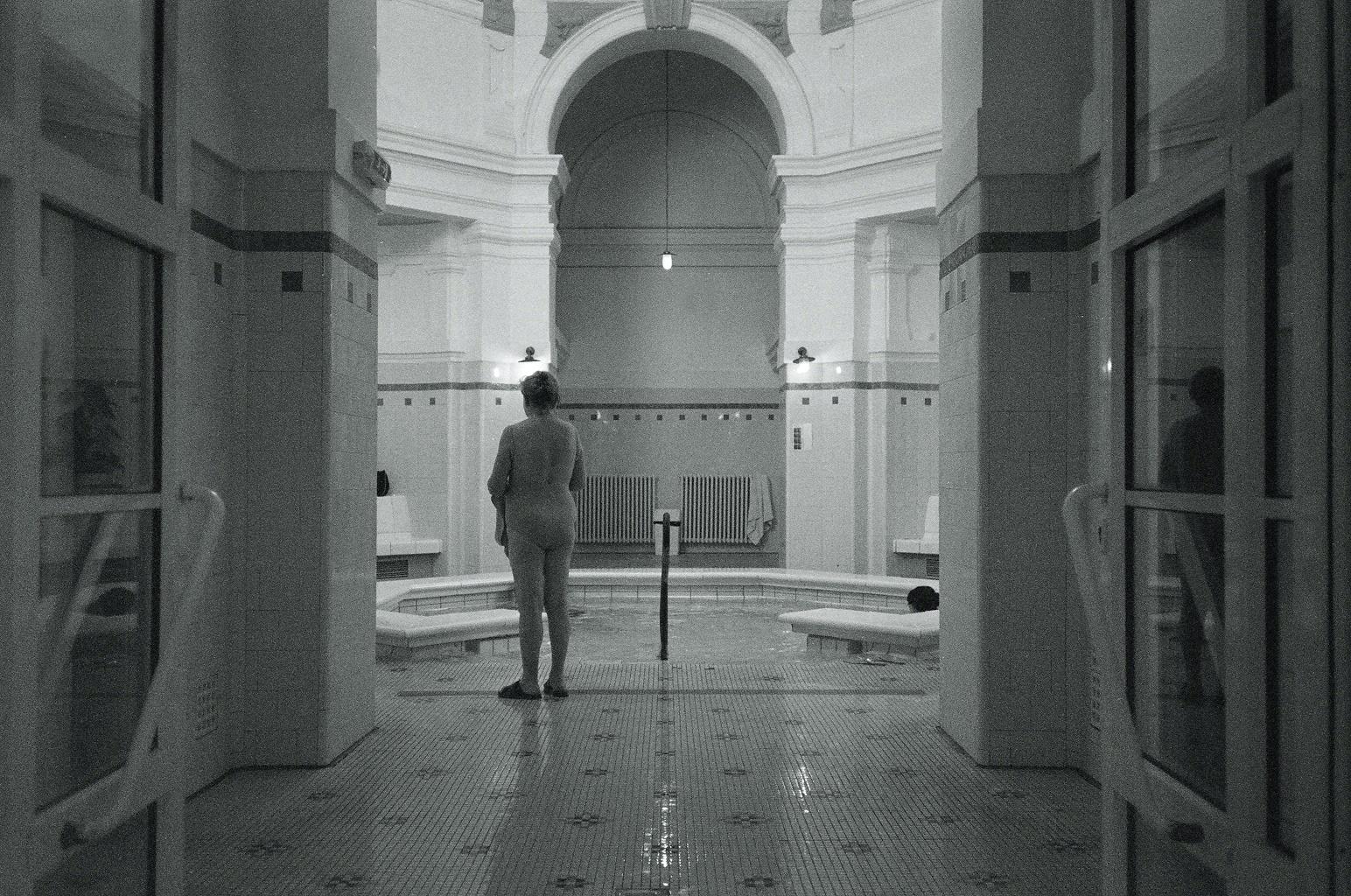 Inside the Baths