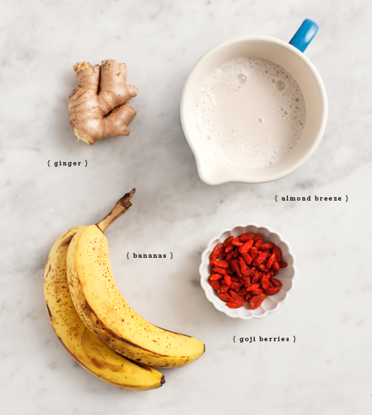 Superfood Sunshine Smoothie