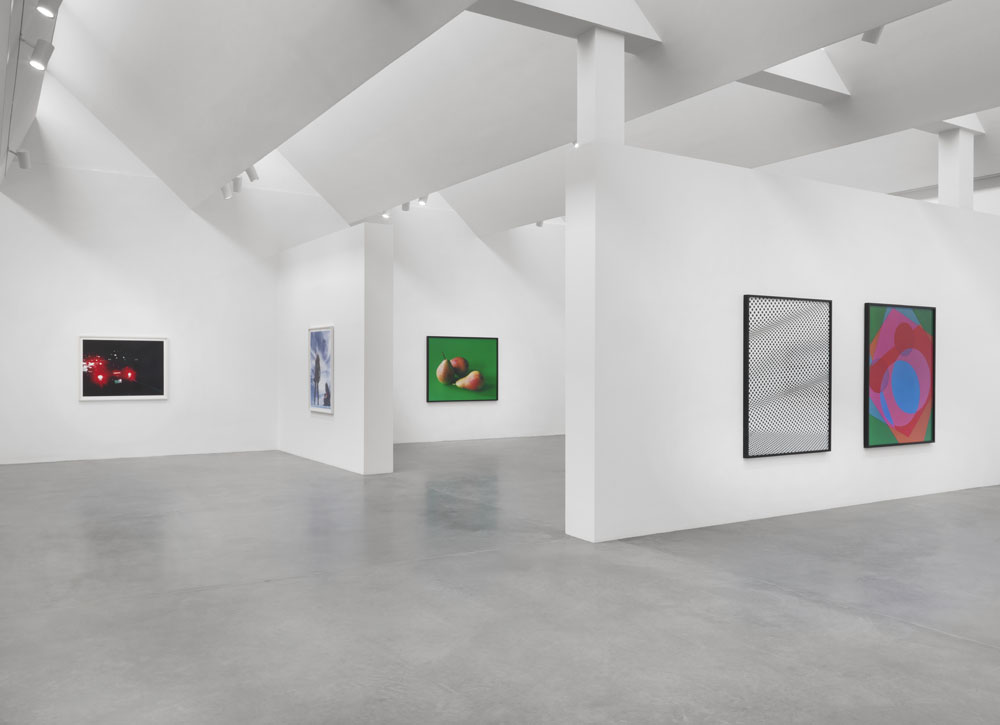 Shirana Shahbazi,  First Things First , Ausstellungsansicht Maschinenhaus M1,Foto: Jens Ziehe