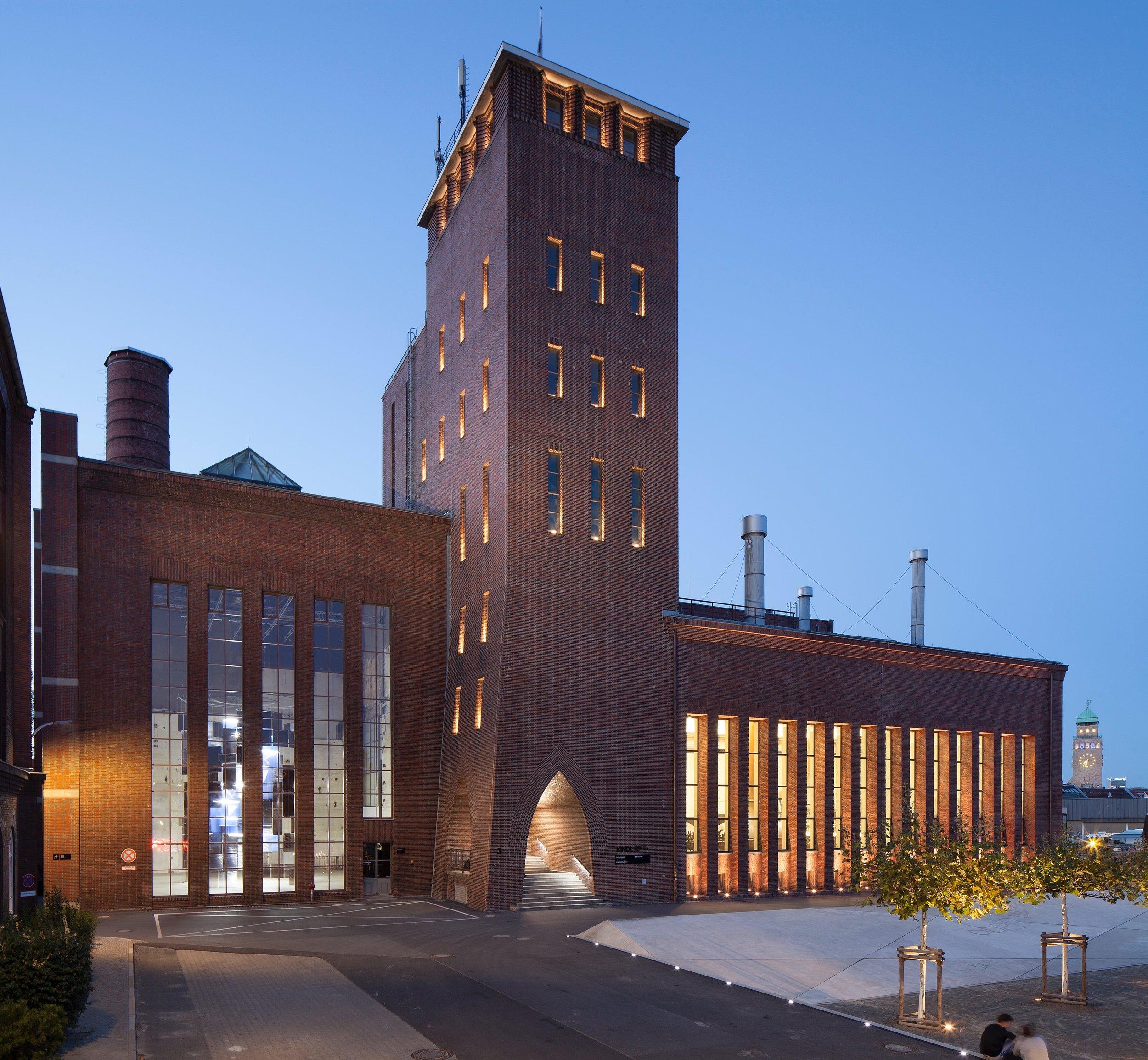 Vermietung — KINDL - Zentrum für Zeitgenössische Kunst