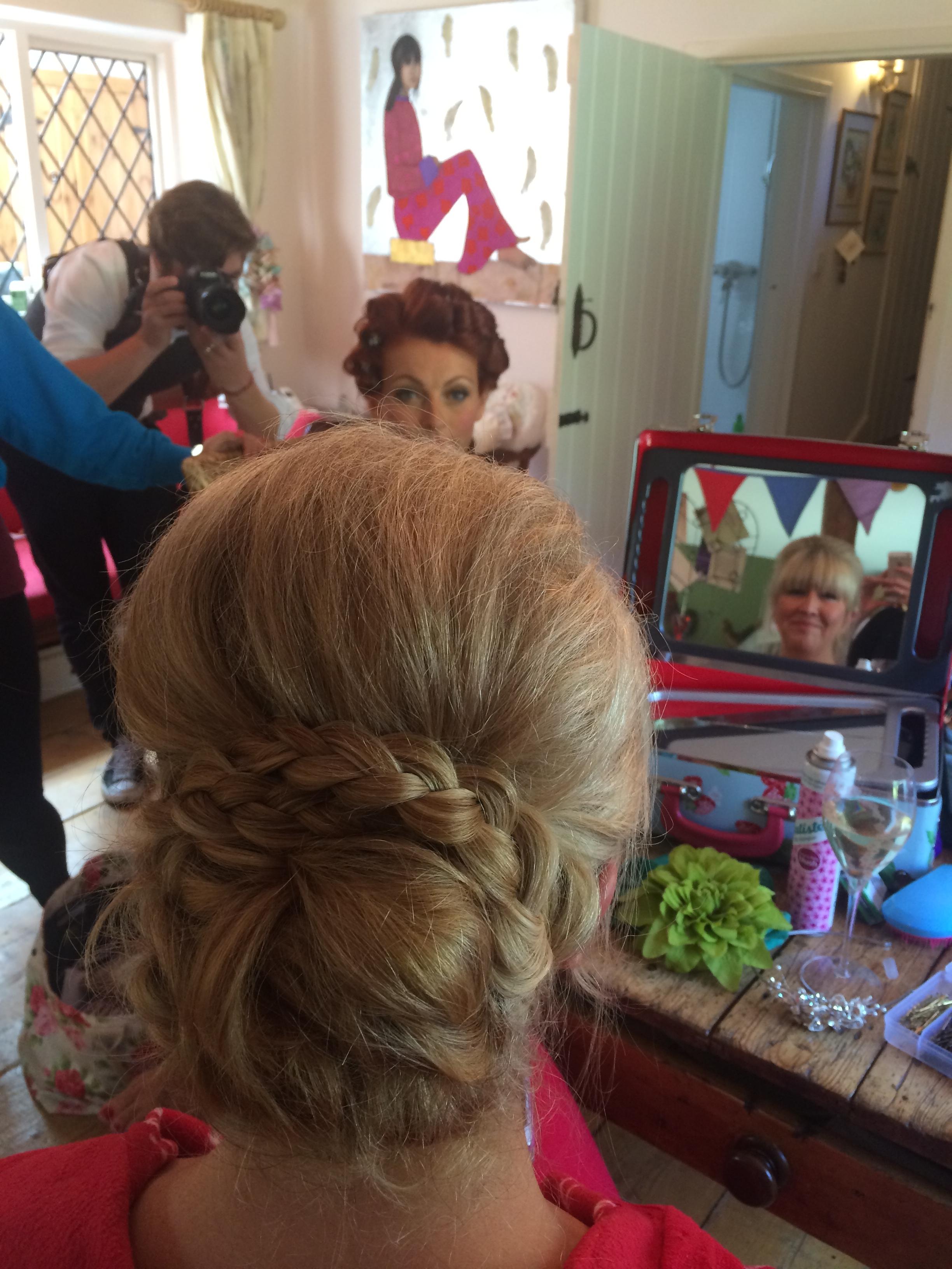 Bridesmaid Sophie
