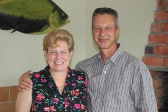 Rick & Kim Parker - Word of Life - Belem Brazil
