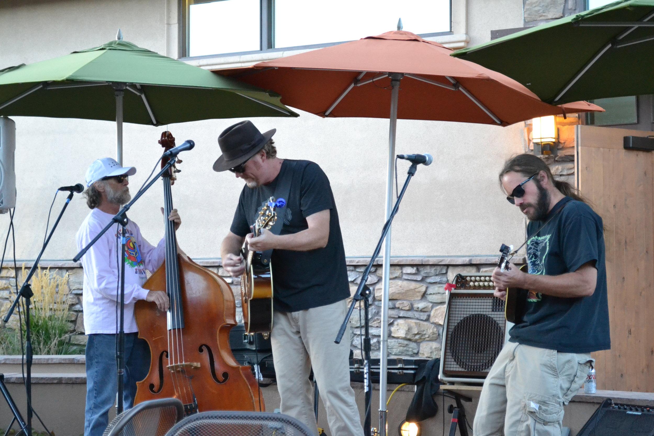 Art Hop September 21 J.Miller String Band