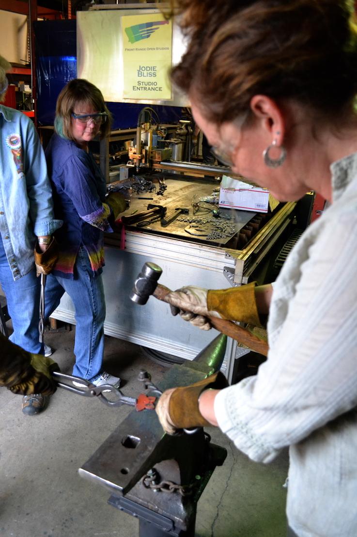 Workshops at Bliss Studio