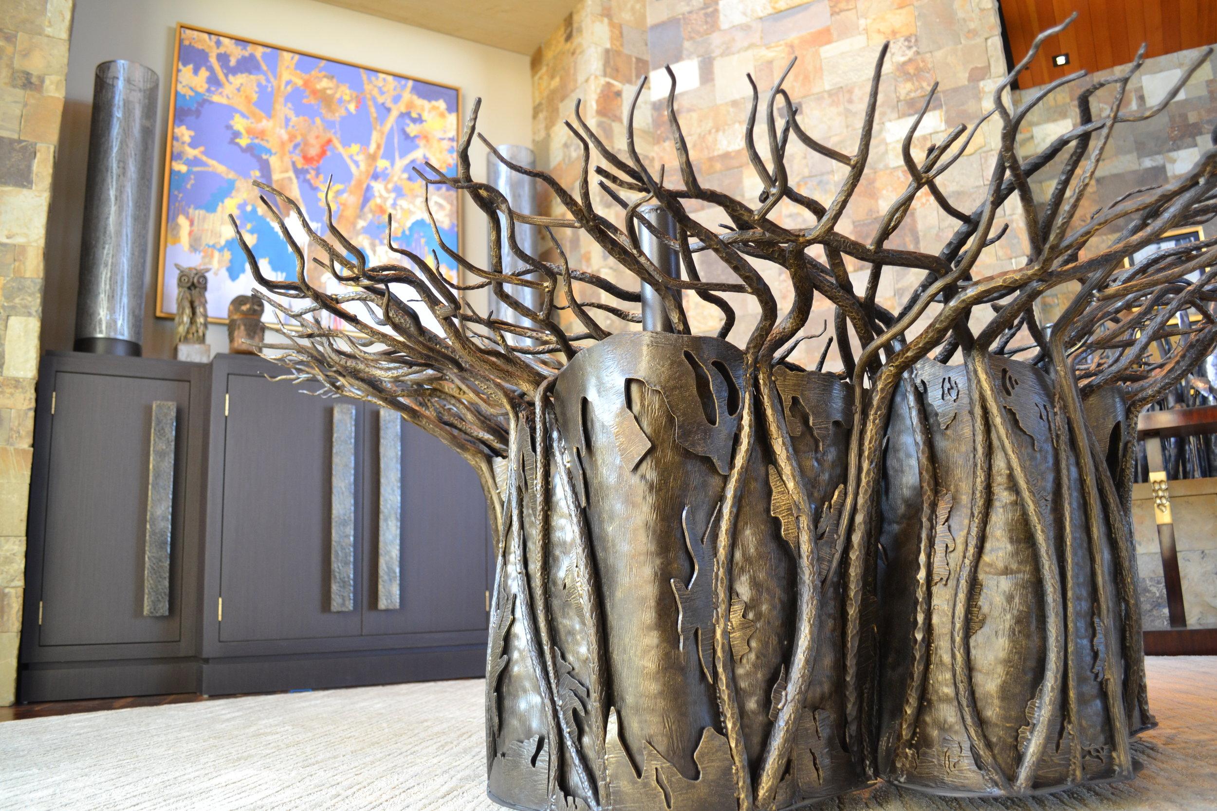 NEST ELM TREE TABLE