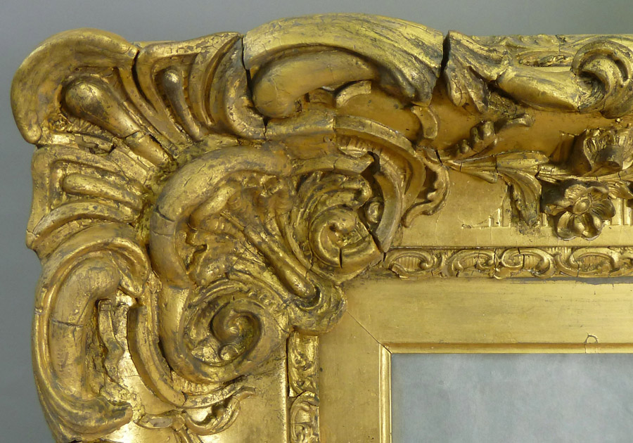 Gilding toned