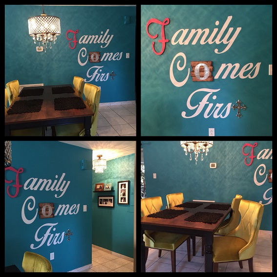 Thank you to Shannon for choosing us to be a part of her custom project.