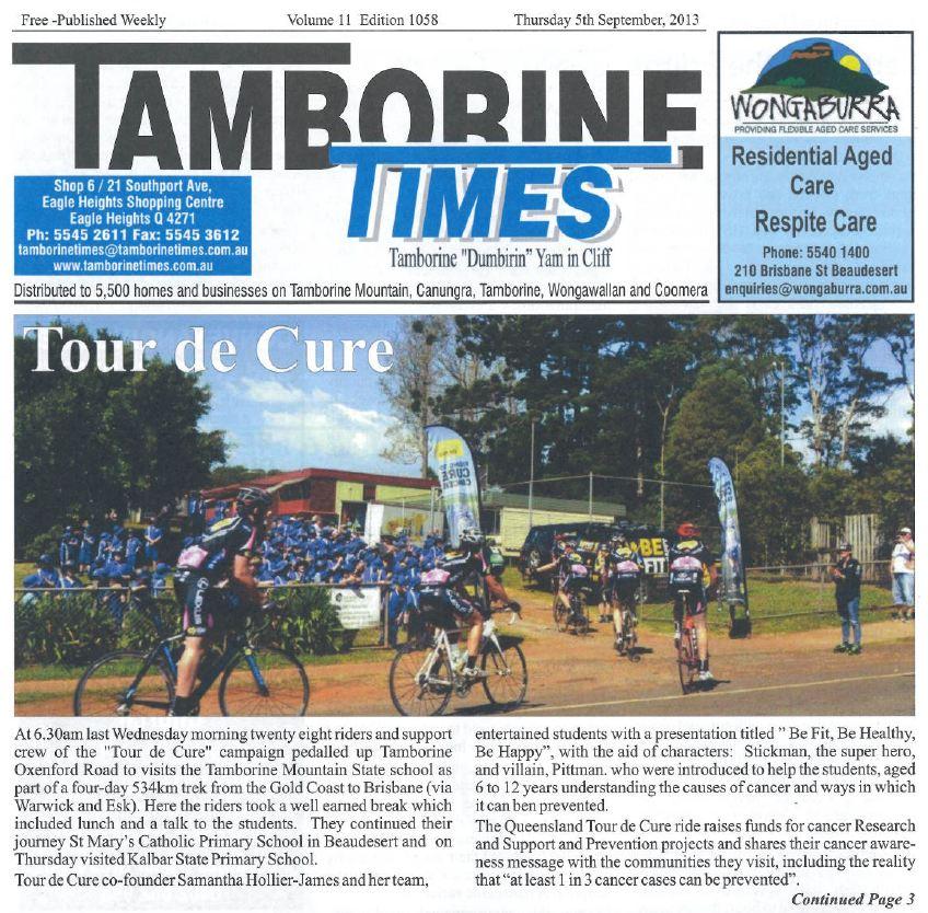 Tambo Times 1