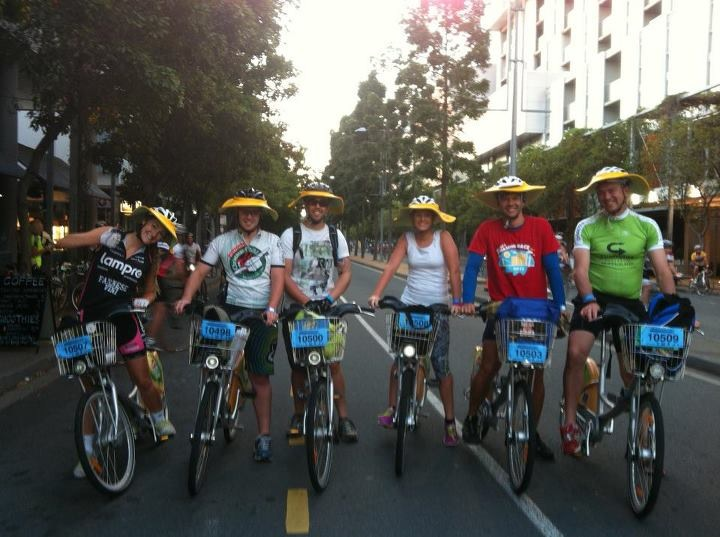 City Cycle Riders