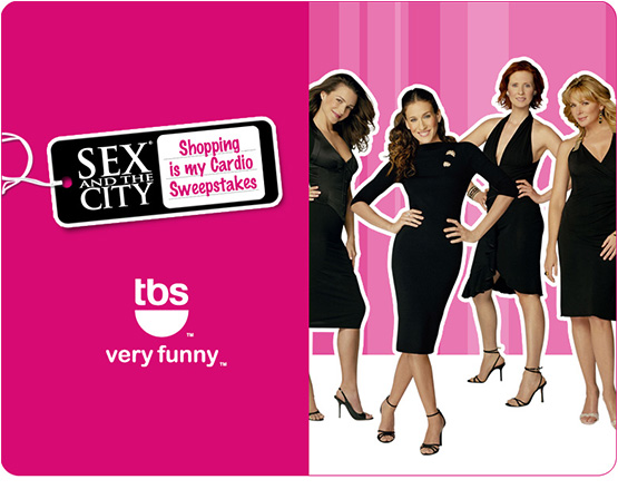 TBS — Sex and the City Promotional Site