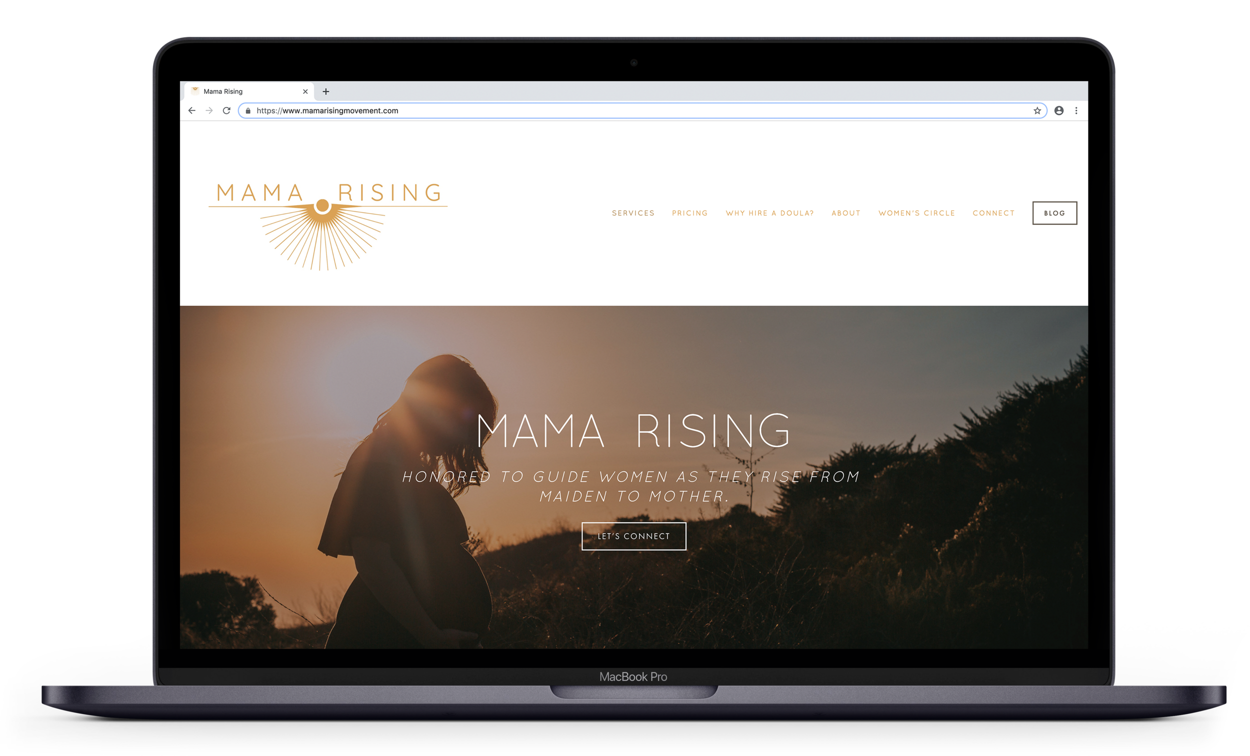 Mama Rising - Alyce Neal - Doula Services
