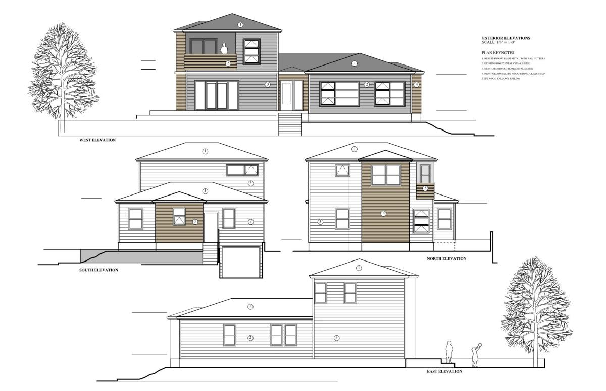 Residential Remodel Projects :: Sellwood box 1 addition