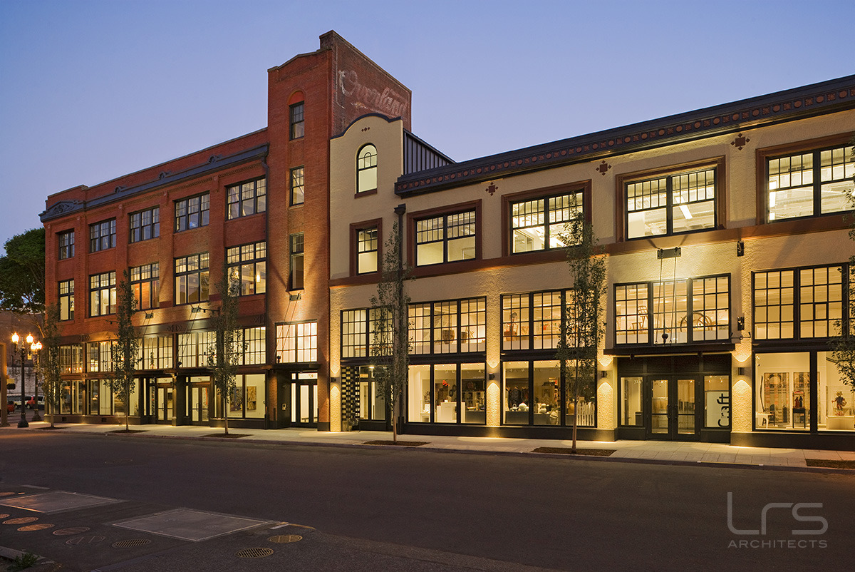 Historic Renovation Projects :: DeSoto Building