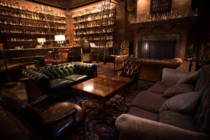 image of Multnomah Whiskey Library