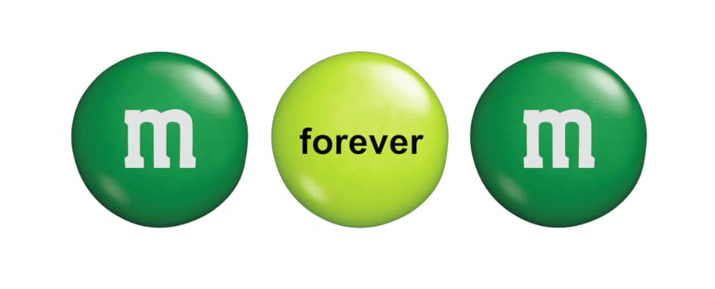 My M&M's Forever