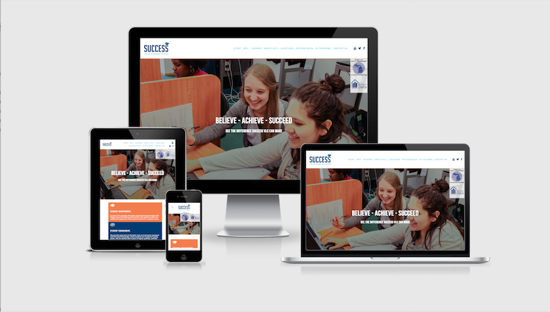 Click to see the Success VLC website.