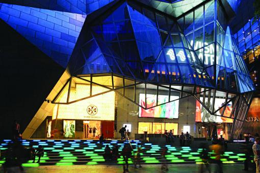 The new office address is in the heart of Singapore famous shopping district, Orchard Road!