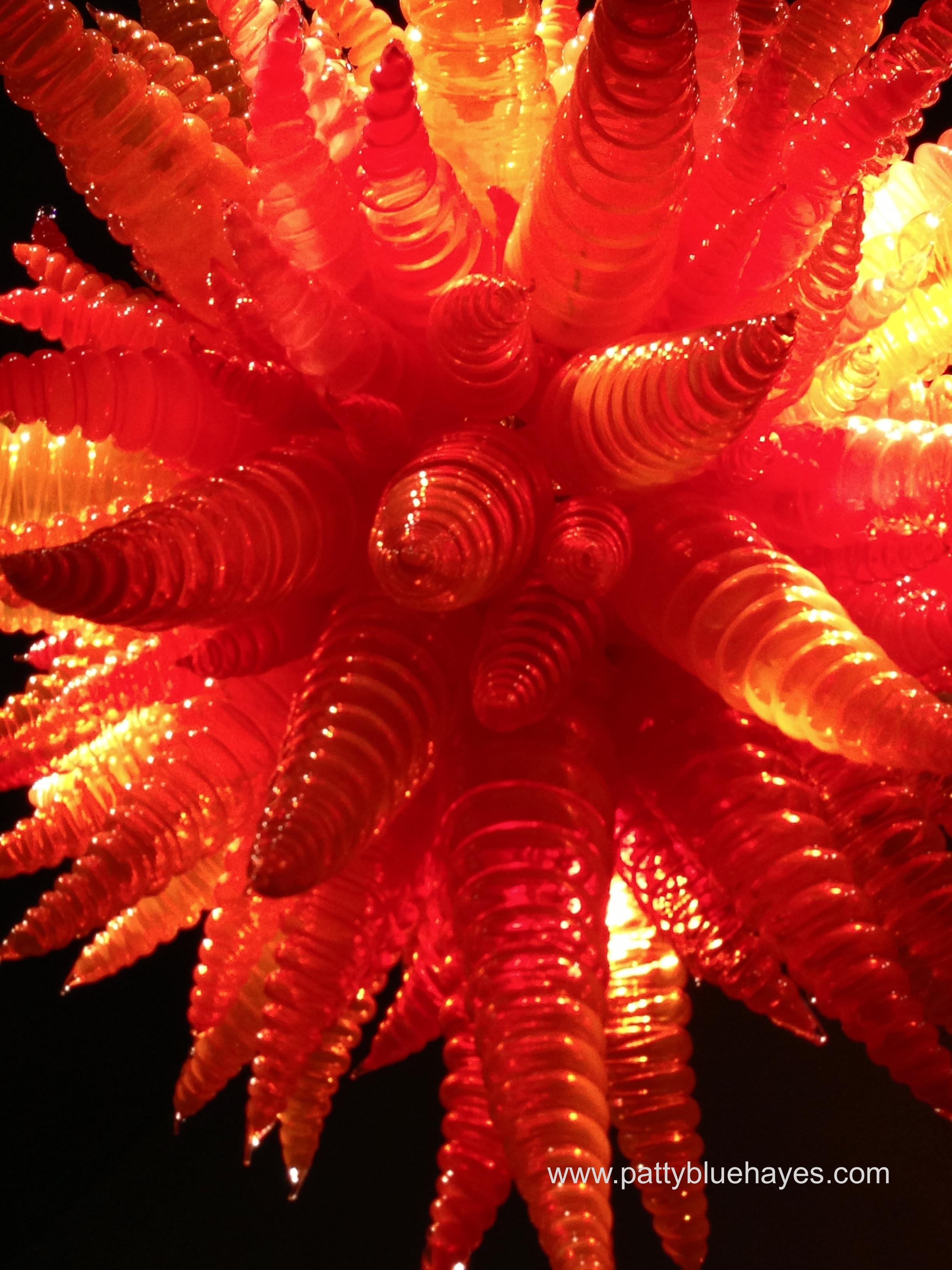 Chihuly Glass & Gardens, Seattle, WA