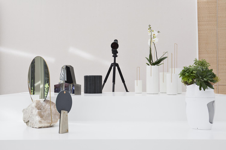 Katharina Eisenköck, Roben, Swarovski Optik, eL Be Keramik, Jürgen Steineder Photography by Laura Fantacuzzi and Maxime Galati Fourcade