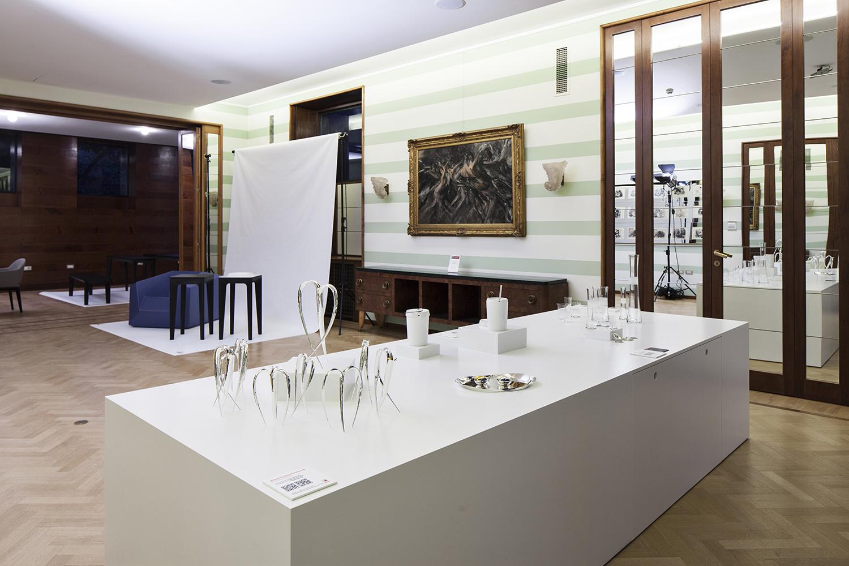 Wiener Silber Manufactur, David Tavcar, Lobmeyr, Neue Wiener Werkstätte Photography by Laura Fantacuzzi and Maxime Galati Fourcade