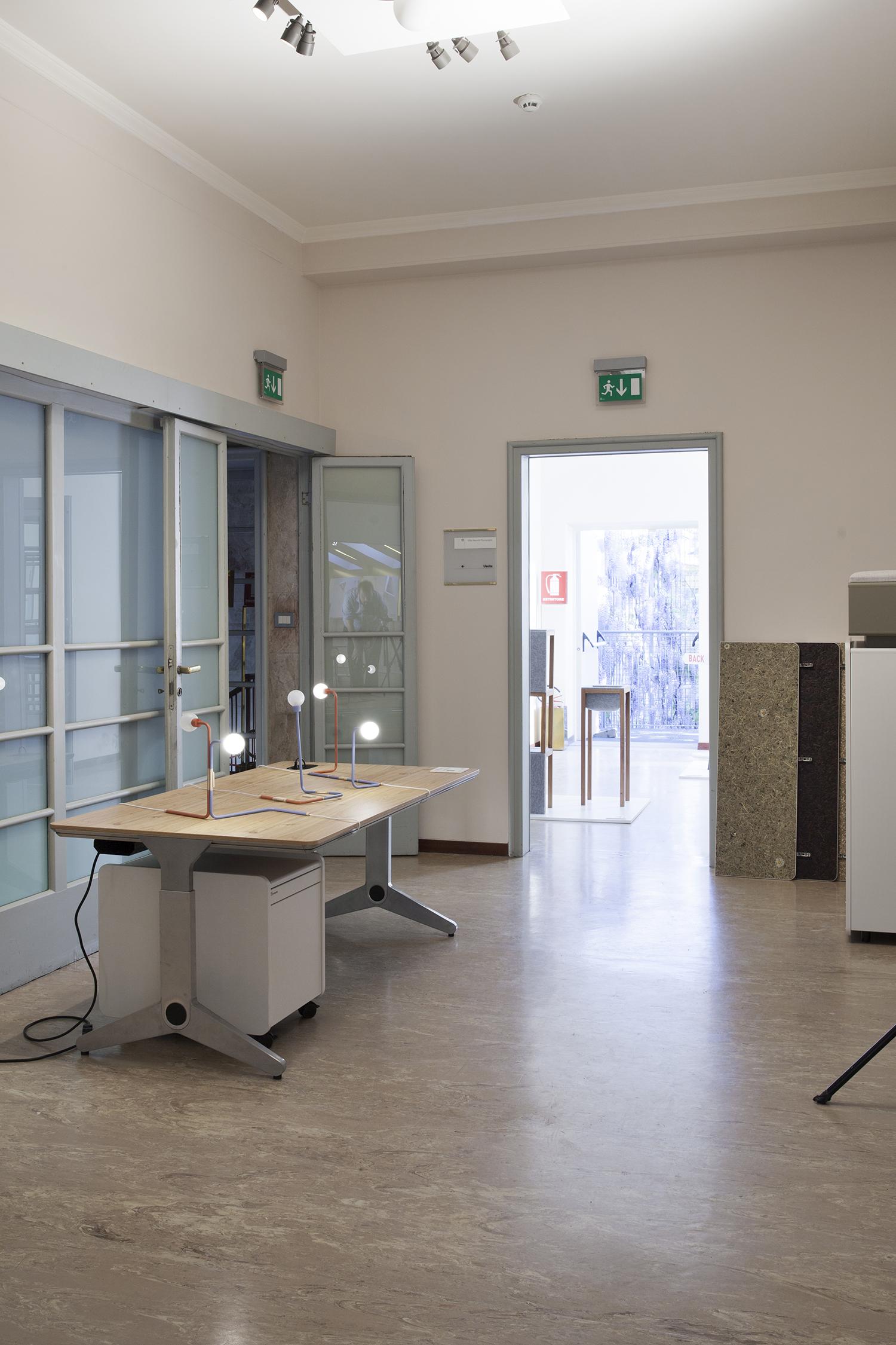 Maya Pindeus & Johanna Pichlbauer, Neudoerfler Office Systems Photography by Laura Fantacuzzi and Maxime Galati Fourcade