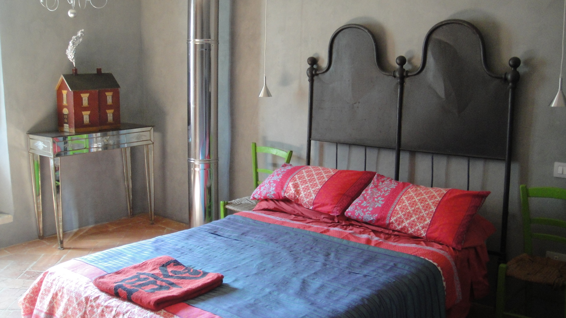 Giotto bedroom