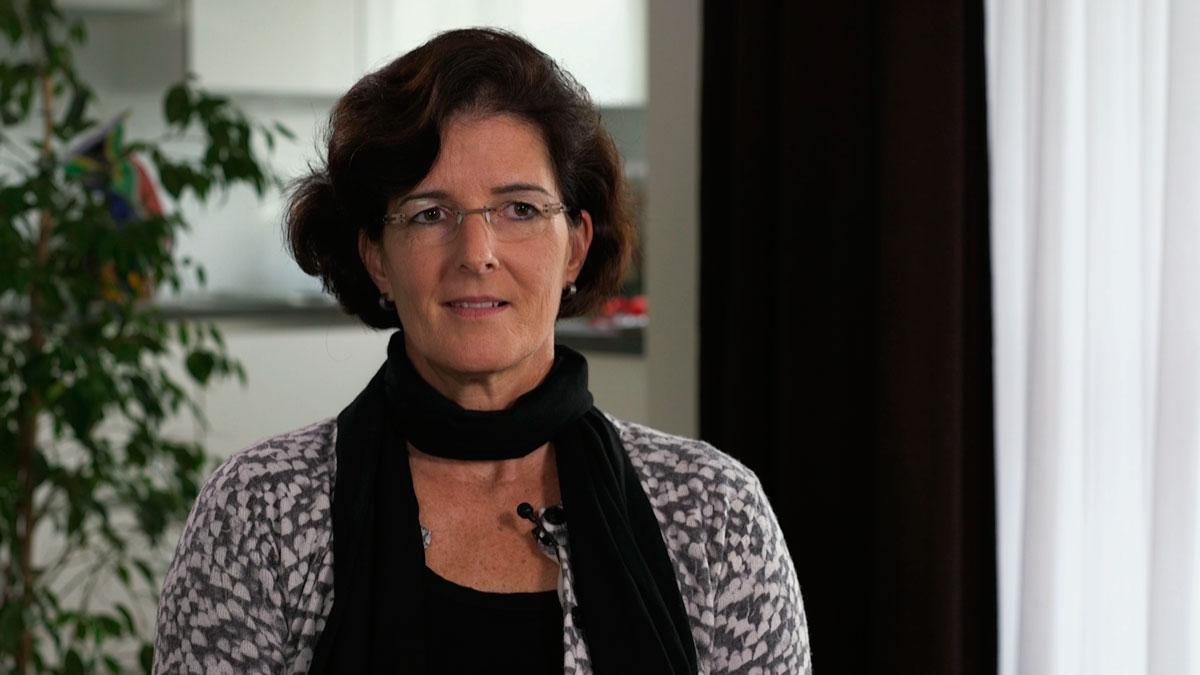 Kerstin Stratmann, 52, Fachkrankenschwester für Anästhesie und Intensivpflege und Palliative Care