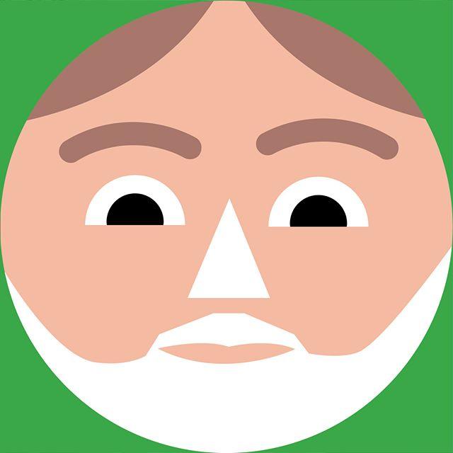 Rudolf konnte als #Bauunternehmer viel an dem #wohnprojekt selbst machen. Er musste sich nur erst daran gewöhnen, dass sich manche #Entscheidungen mit acht Leuten auch mal über Wochen ziehen können. . . #whenim67 #wohnenimalter #lebensgemeinschaft #cohousing #knallrotfilme #dokumentarfilm #bergkirchenviertel #wiesbaden #illustration #grafisch