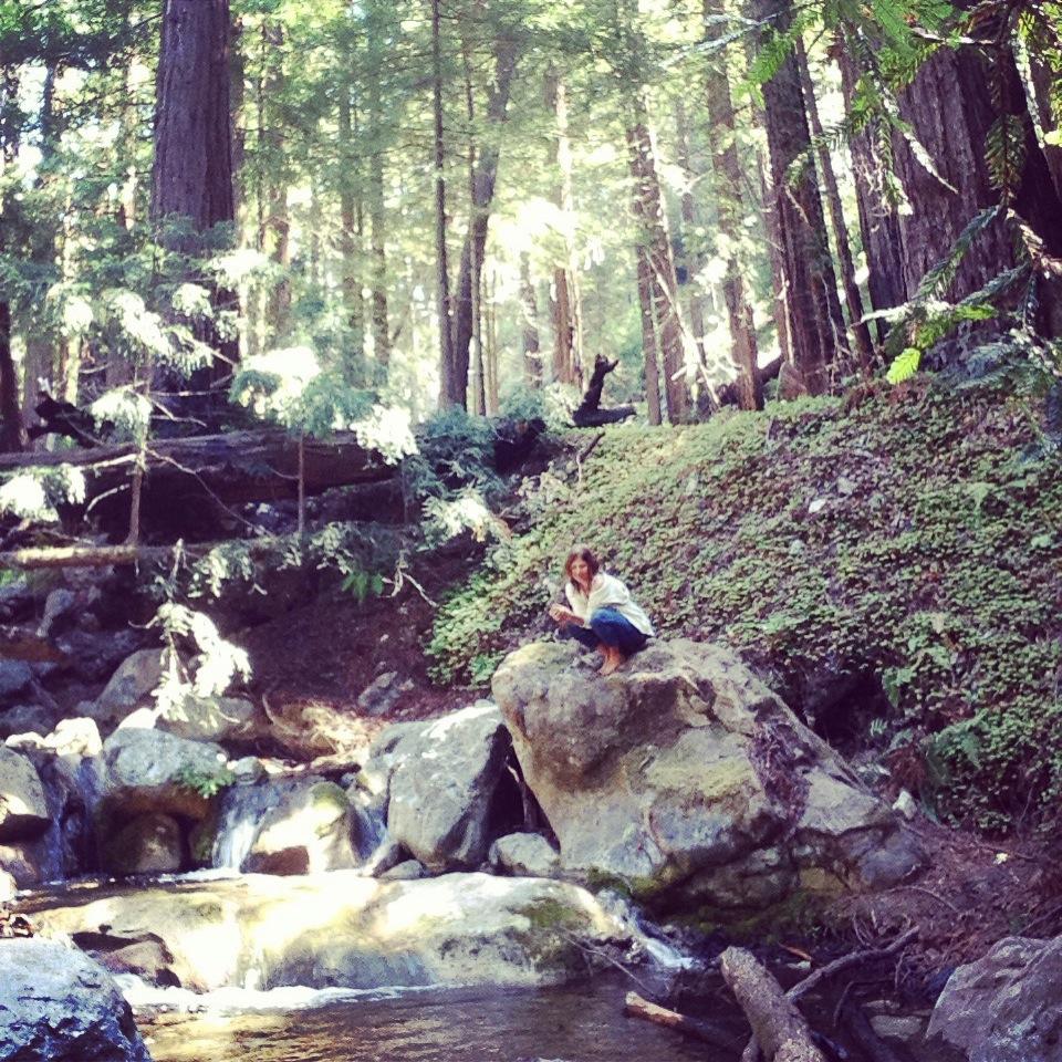 Rochelle's secret favorite getaway spot in Big Sur, California