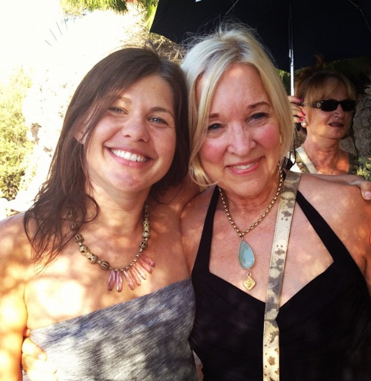 On a divine feminine pilgrimage in Greece, Rochelle ran into a modern embodiment of the Goddess herself! Dr. Christiane Northrup, author of  Goddesses Never Age