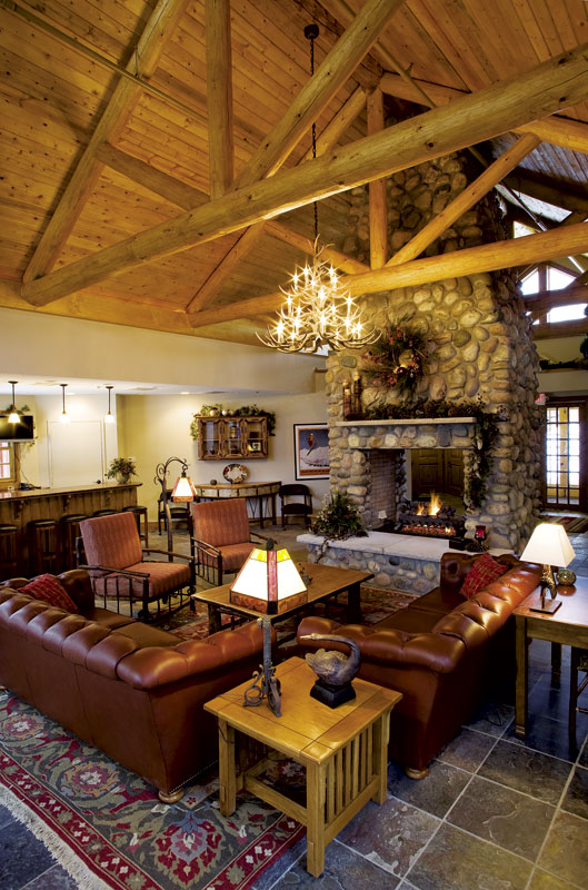 Otsego Resort - New Hilltop Lodge