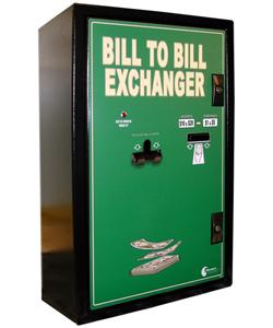 Equipment Marketers Change Machines