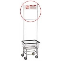 Equipment Marketers Laundry Carts Accessories