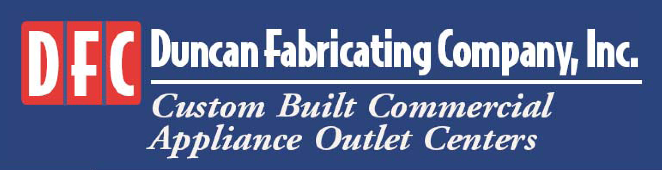 Equipment Marketers & Duncan Fabricating Company