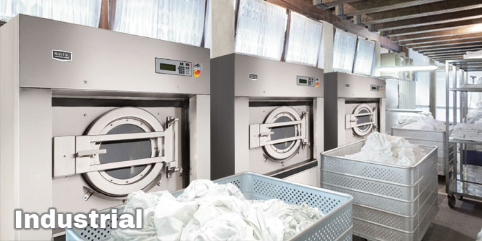 Equipment Marketers - Industrial Laundry Equipment
