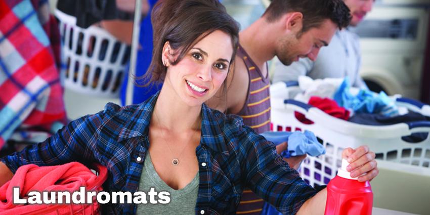 Equipment Marketers - Laundromats