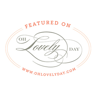 Featured on Oh Lovely Day Badge